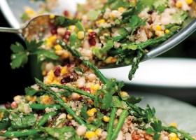 Quinoa salad Background1