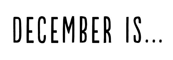 December-Is