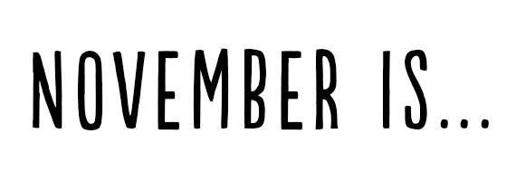 November-Is