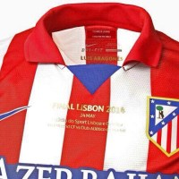 "Atlético Madrid UCL Final ""Aragonés"" Nike Home Kit"