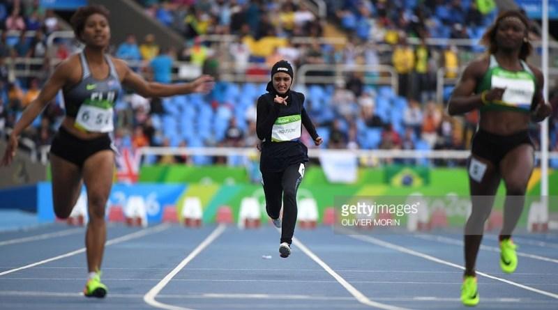کیمیا یوسفی مقام ۲۲ ام المپیک را از آن خود کرد