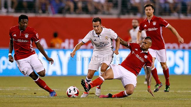 رئال مادرید 1-0 بایرن مونیخ؛ غلبه ی شاگرد مقابل استاد؛ اولین شکست کارلتو با بایرن