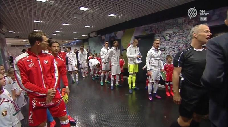 پیروزی شیرین تیم ملی سوئیس در بوداپست