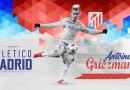رسمی: آنتوان گریزمان، بهترین بازیکن فصل 2015 – 2016 لالیگا