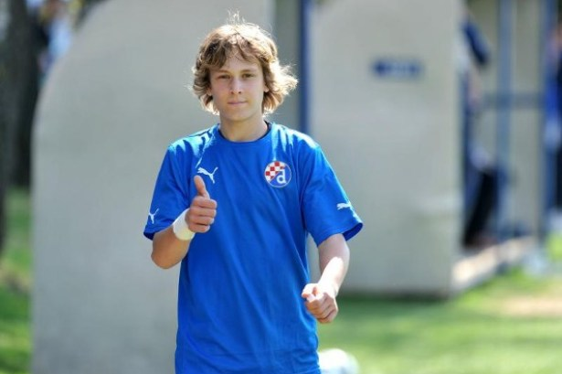 alen halilovic Man City targets Dinamo Zagrebs wonderkid Alen Halilovic