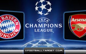 &quot;Bayern Munich v Arsenal&quot; &quot;Bayern Munich v Arsenal champions league&quot;