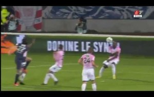 Evian TG 1-1 PSG Ligue 1