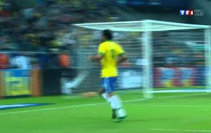 Video: Brazil 3-0 France;The Selecao to strong for Tricolours