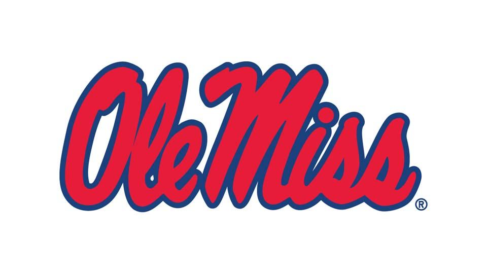 ole miss rebels split back veer offense 1979 steve sloan rh footballxos com  ole miss rebels logo font