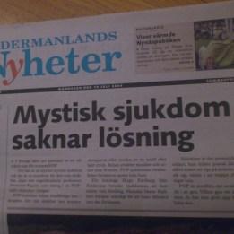 2004. Södermanlands Nyheter.