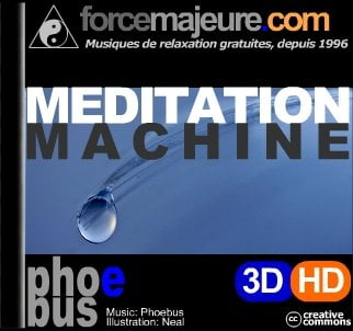 Meditation machine forcemajeure