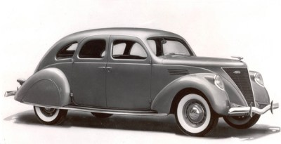 The History of the Lincoln Motor Car Company - The Ford Barn