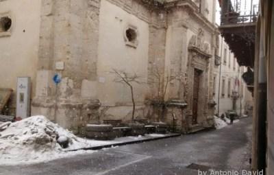 Riprende a nevicare sulle Madonie. Turisti presenti a Piano !