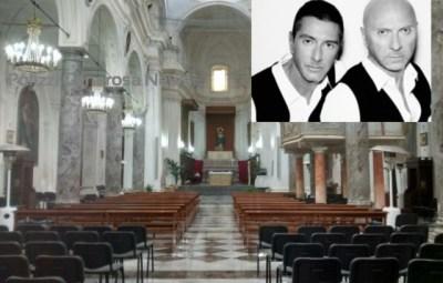 Polizzi Generosa Importante donazione di Domenico Dolce (D&G) alla Chiesa Madre del suo paese !