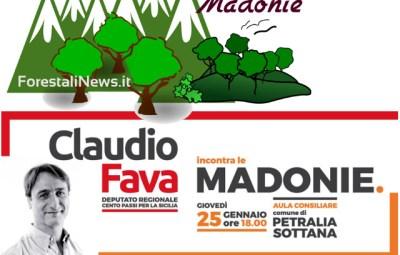 Claudio Fava a Petralia Sottana incontrerà i cittadini sulle problematiche delle Madonie