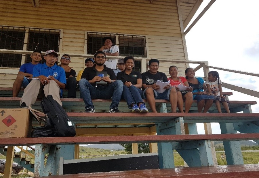 FLEGT Consultation held in the Villages of Rupertee, Wowetta and Toka