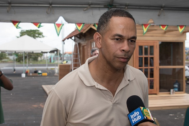 CEO of Floor It and Cummings Wood Products, Andre Cummings