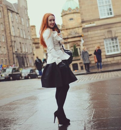 Gran Caffè, Edinburgh ⋆ Forever Amber   UK fashion ...