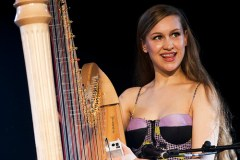 Joanna Newsom at ATP. Photo by: Anika