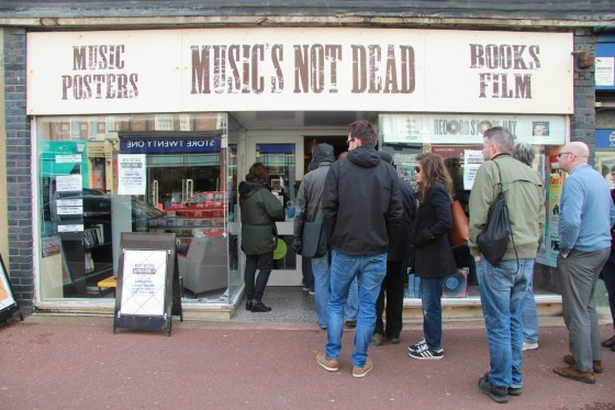 Record Store Day Music's Not Dead