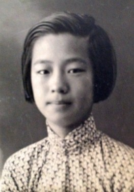 Chou Chung Sing, approximately 15 years old, ca. 1930s