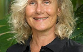 Dr. Diane Ragone, Director of NTBG's Breadfruit Institute, who will be honored on May 22 with the Garden Club of America's 2016 Medal of Honor.