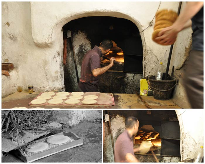Fez Morocco bakery