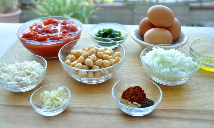 EggTomatoIngredients