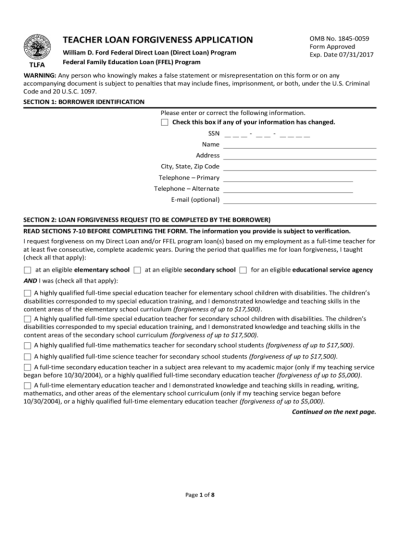 Loan Form - 36 Free Templates in PDF, Word, Excel Download