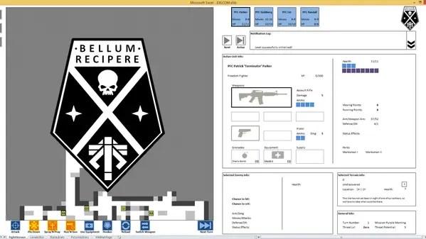jeu XLCOM sur Excel en VBA
