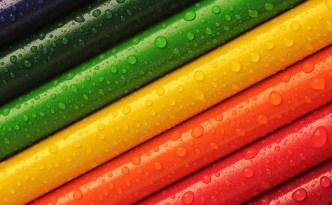 lignes de couleurs differentes