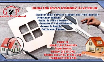 GESTORIA PROFESIONAL DE INMUEBLES