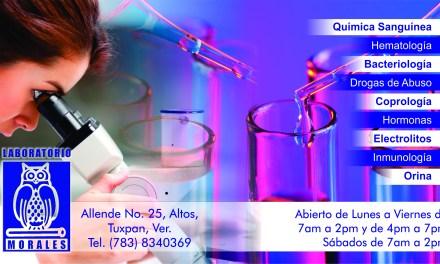 Laboratorio Dr. Luis Morales Fernandez y Asociados, S.C.