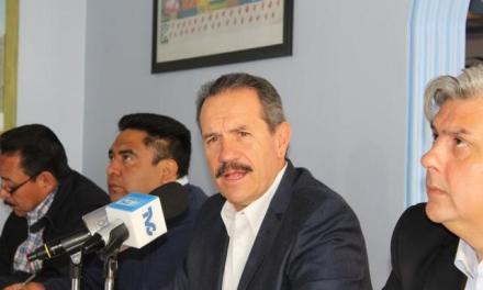 MI MAYOR PATRIMONIO ES LA FAMILIA: ASEGURA JUAN BUENO, AL PRESENTAR SU DECLARACIÓN 3 DE 3