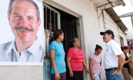 Un voto para el candidato independiente es un voto útil: Juan Bueno