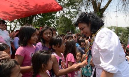 Es el momento de cumplirle a la niñez: Sonia Sánchez de Chirinos
