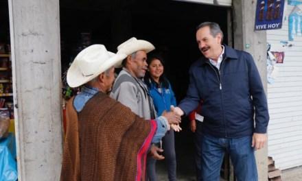 Un voto a la candidatura independiente es un voto para combatir la pobreza: Juan Bueno Torio