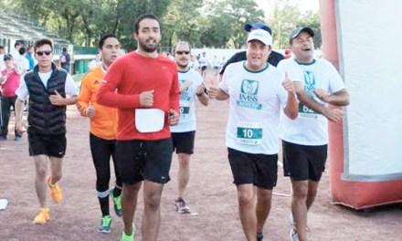 "CROC e IMSS organizan carrera ""Por mi Salud"""