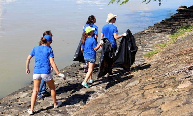 Impulsa Ayuntamiento de Tuxpan, Actividades Ambientales
