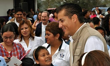 Rehabilita gobierno municipal la Escuela Vicente Guerrero de Alto Lucero