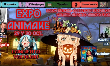 EXPO ANIMAKE