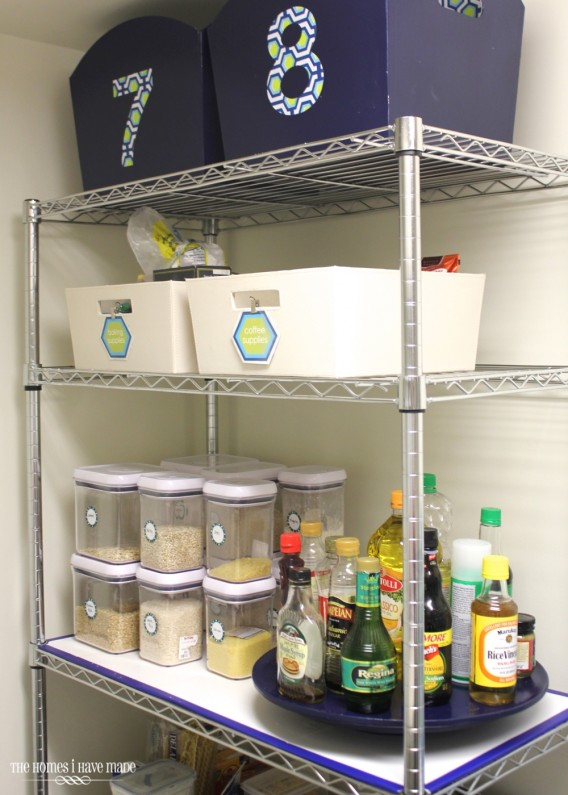 How to create pantry when renting