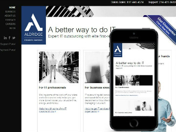 Case Study: Aldridge Managed Services Provider