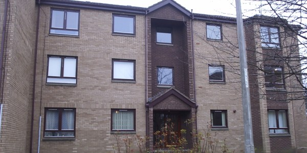 Fully furnished flat situated close to Edinburgh Royal Infirmary