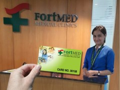 On the Go Wellness Card