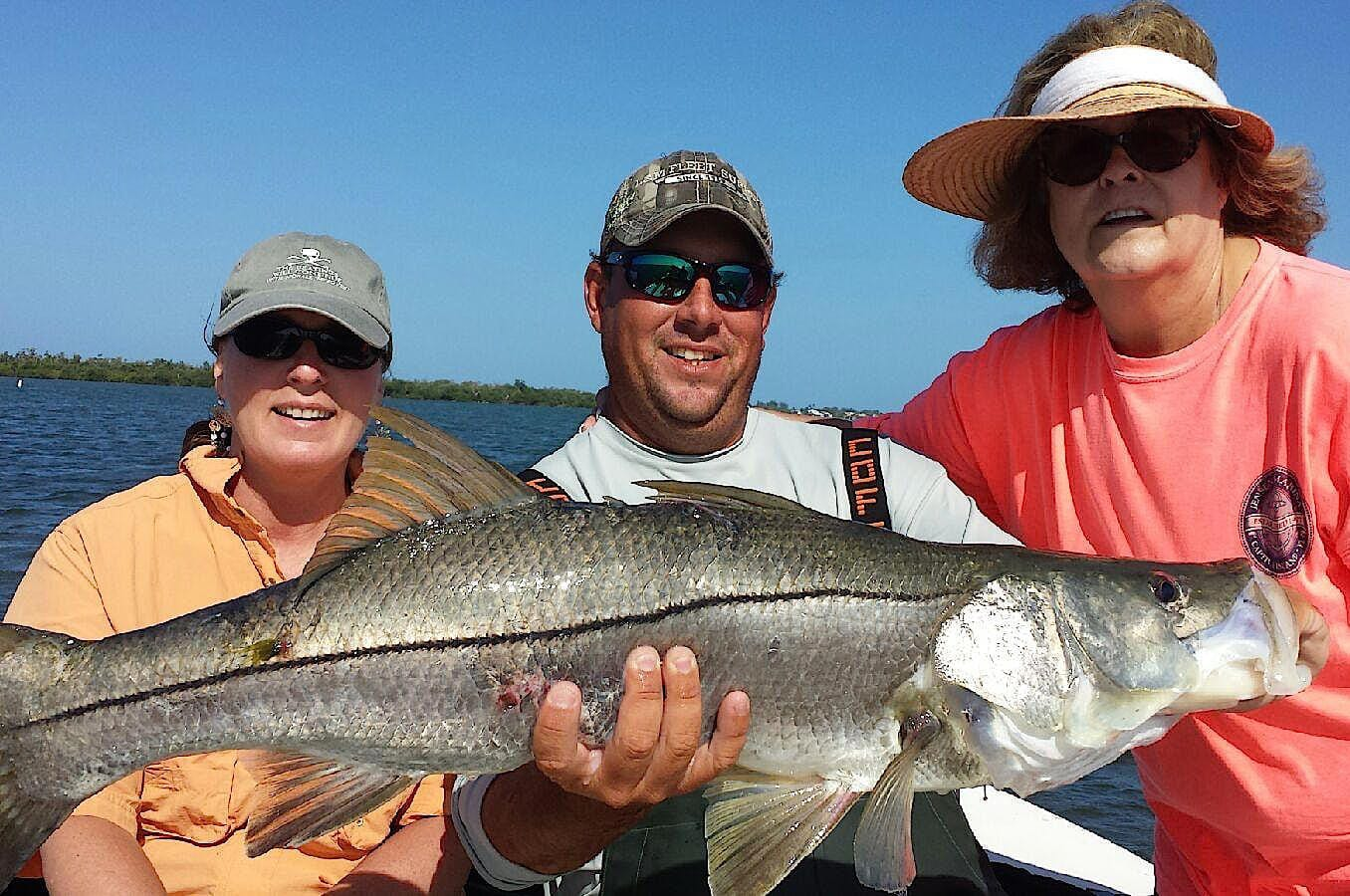About fort myers fishing report for Fort myers fishing