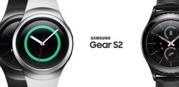 Samsung Gear S2 - Header