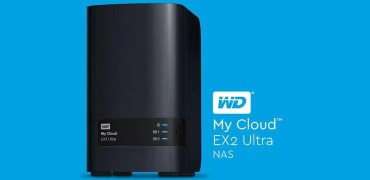 WD My Cloud EX2 Ultra-Header