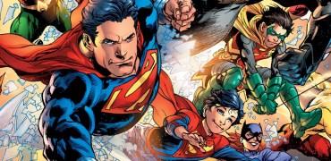 DC REbirth comics