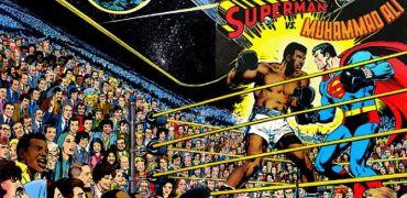 Muhammad Ali Fought Superman cover